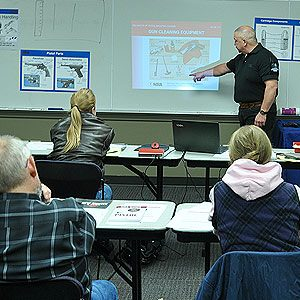 NRA Basics OF Pistol Shooting: Instructor-Led Training <br>$125 Per Student
